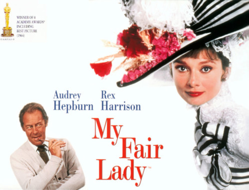 My Fair Lady: Great play but bad accent coaching methods!