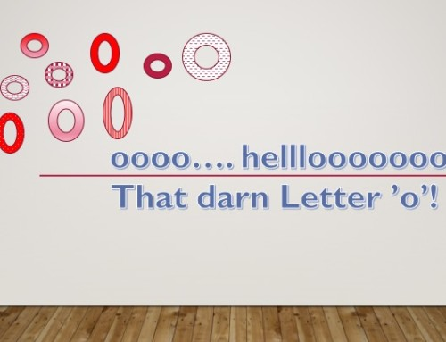 Learn How To Pronounce The Letter 'O' In American English